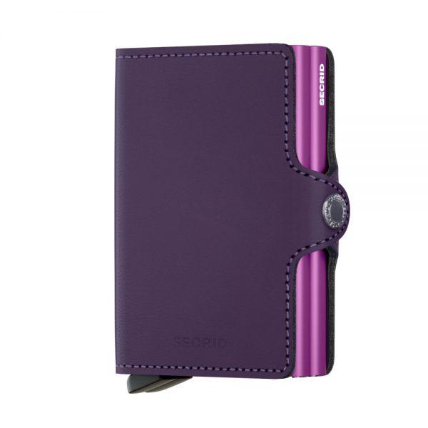 twin matte purple